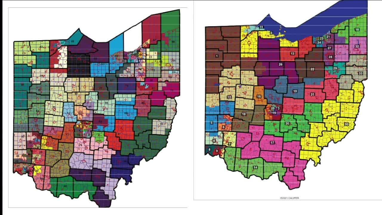 Gov. DeWine remains hopeful that bipartisan deal can be reached on new legislative districts