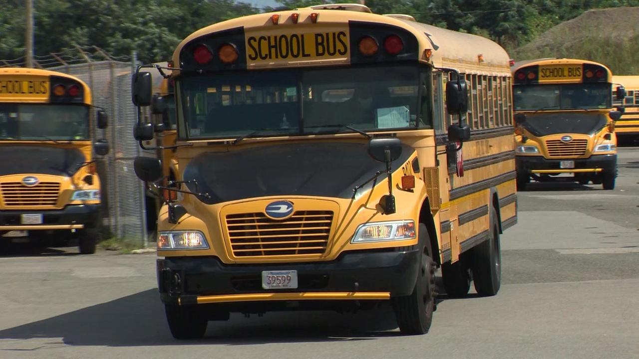 How the Mass. National Guard will help school bus transportation