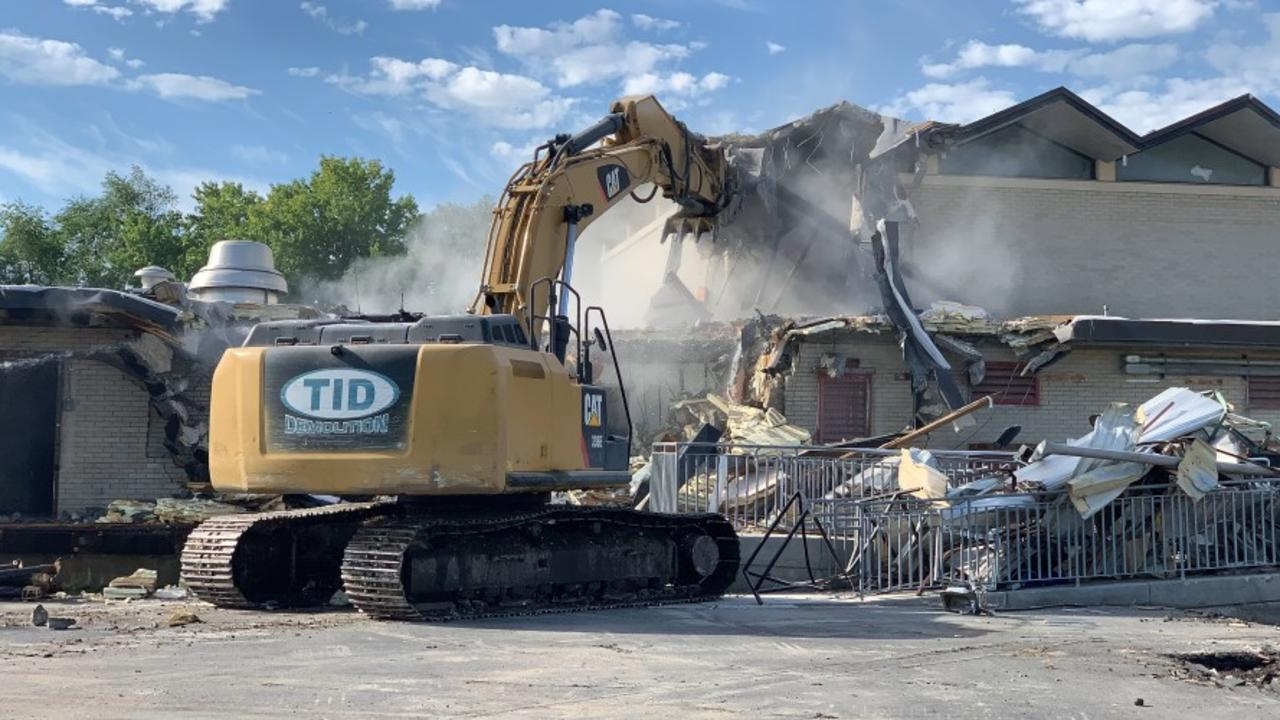 Lockup facility being torn down because of Utah justice system reforms