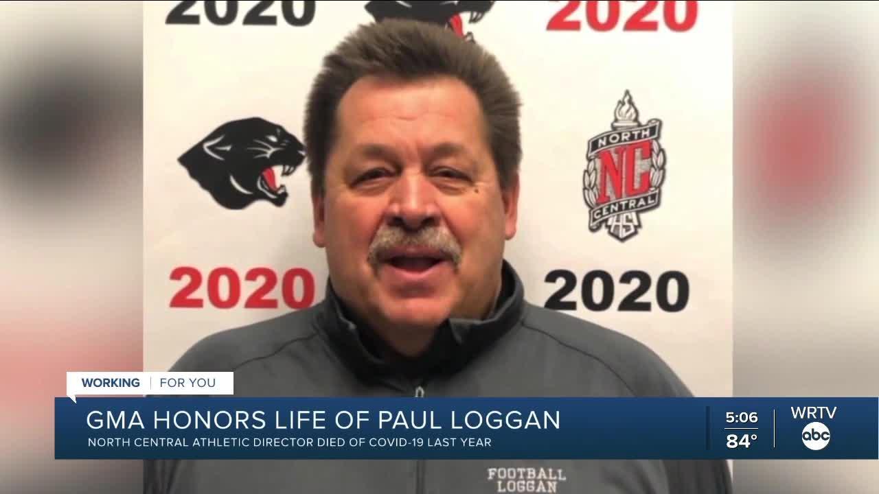 GMA honors life of Paul Loggan