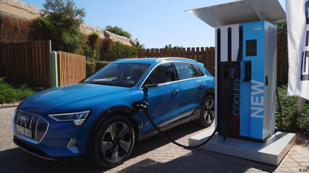 For Audi 'the future is clearly electric'