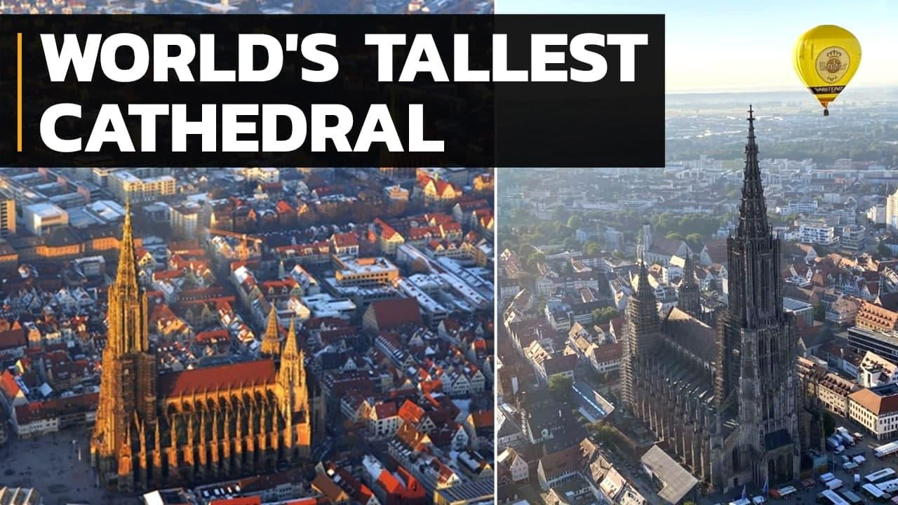 The World's Tallest Ulm Church, Ulmer Münster | Germany Cathedral | Oneindia News