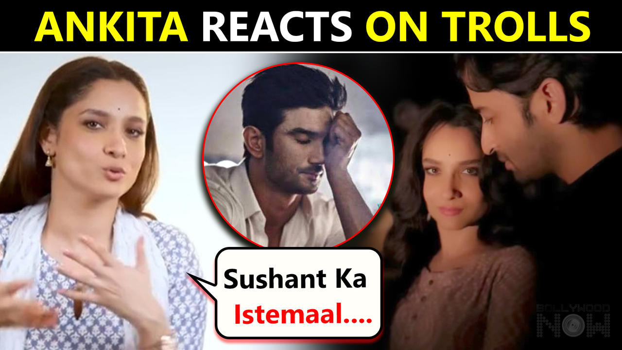 Ankita Lokhande's Angry Reaction On Trolls l Pavitra Rishta 2