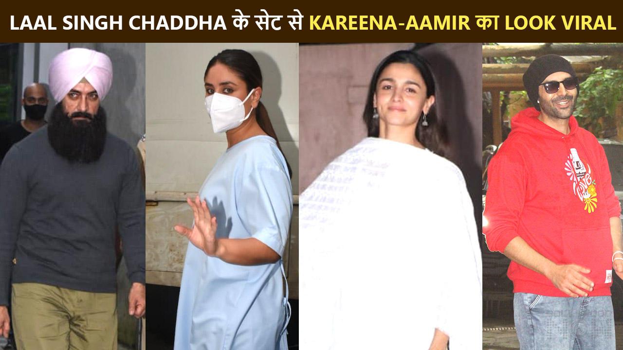Kareena-Aamir On The Sets Of Laal Singh Chaddha, Alia In Gorgeous Dress, Kartik's Fun Banter