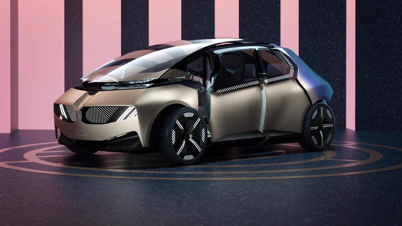 BMW i Vision Circular - Eye Candy Re:duce