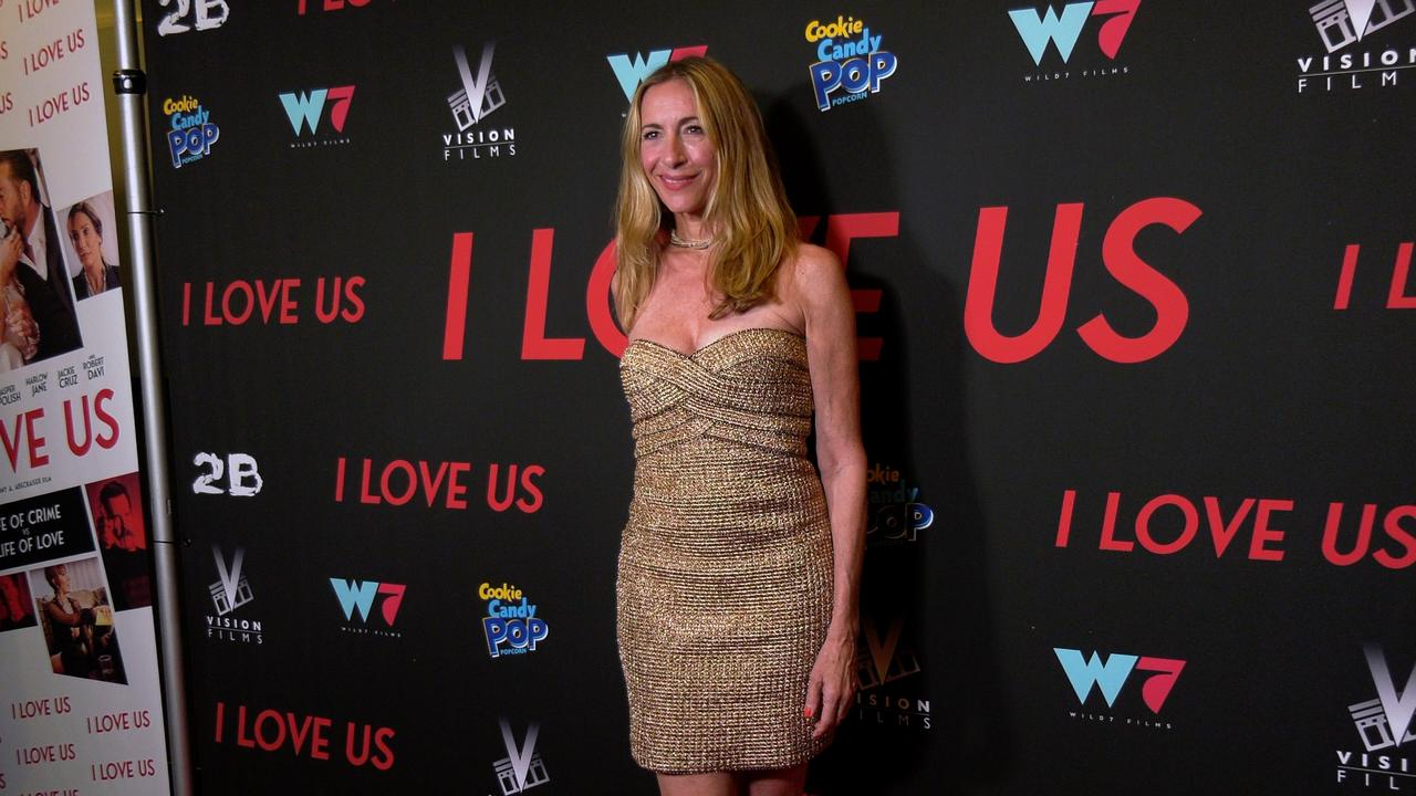"""Judi Beecher attends the """"I Love Us"""" premiere red carpet in Los Angeles"""