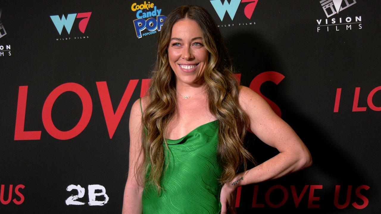"""Karla Watkins attends the """"I Love Us"""" premiere red carpet in Los Angeles"""