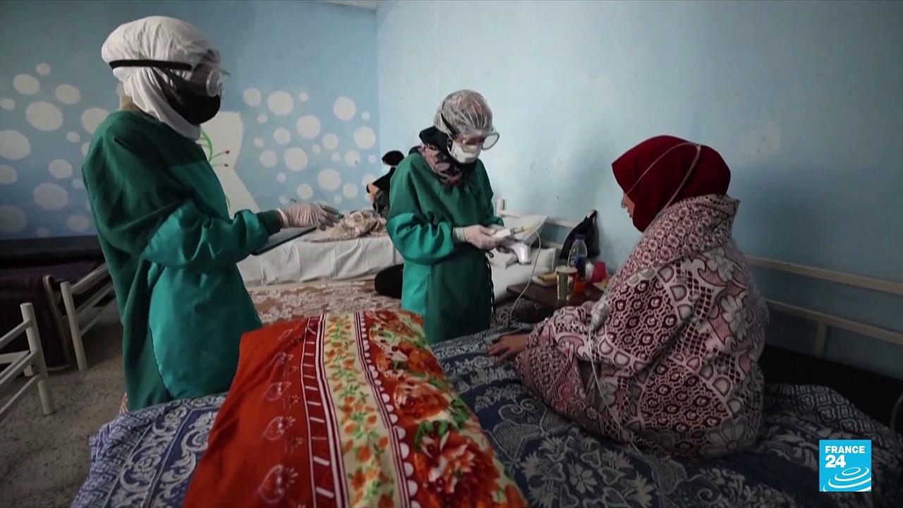 Coronavirus in Syria: Cases spike in north-western rebel held enclave of Idlib