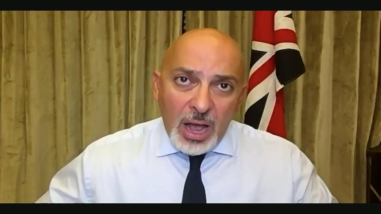 Zahawi confirms plans to vaccinate 12-15 year olds