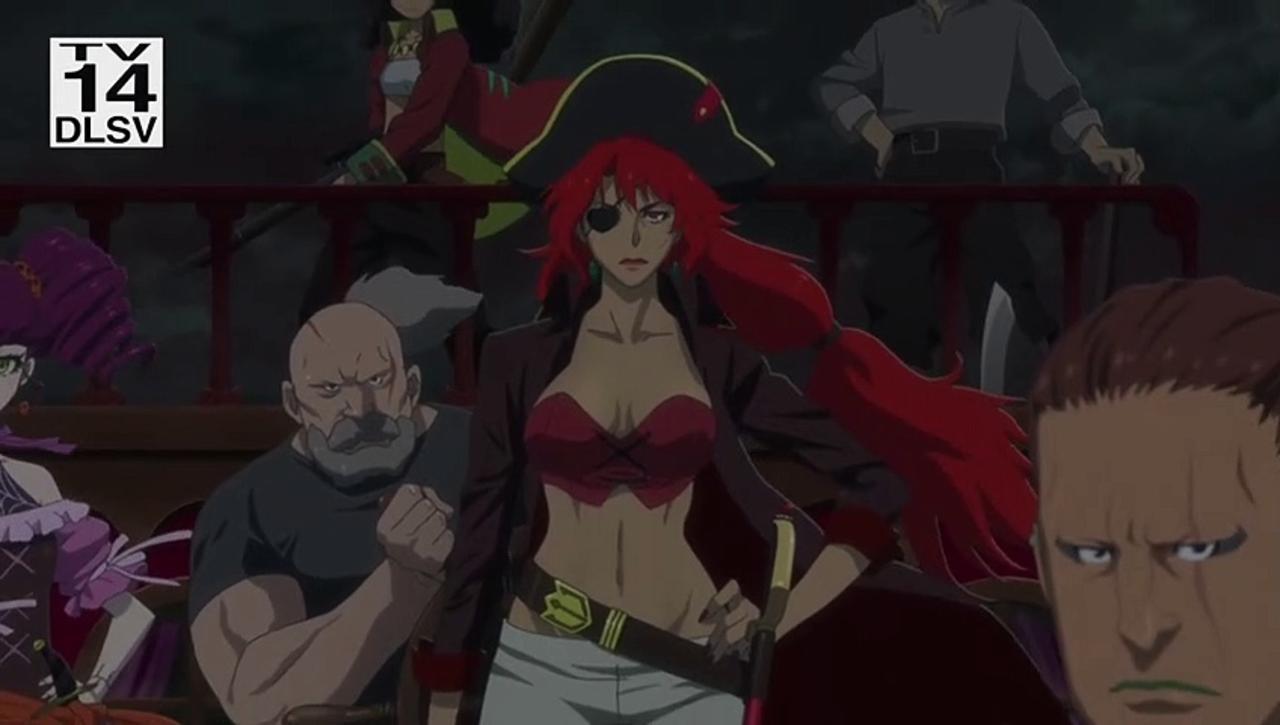 Fena Pirate Princess S01E07 The Burning Sea