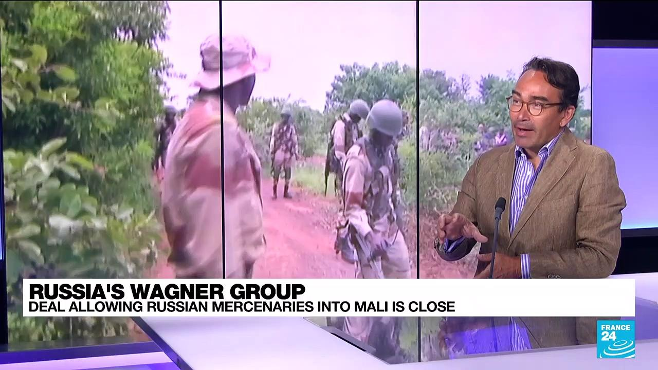 Russia's Wagner group: Deal allowing Russian mercenaries into Mali is close