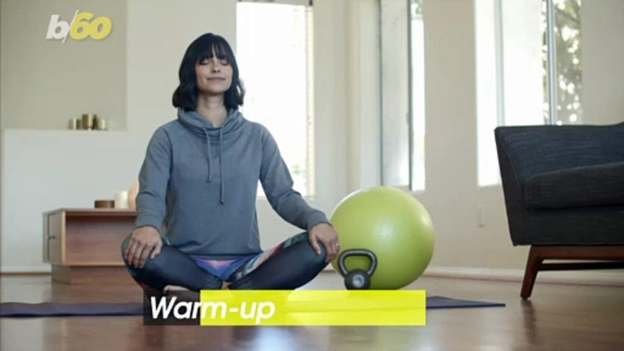 These Exercises Are Perfect to do First Thing in the Morning