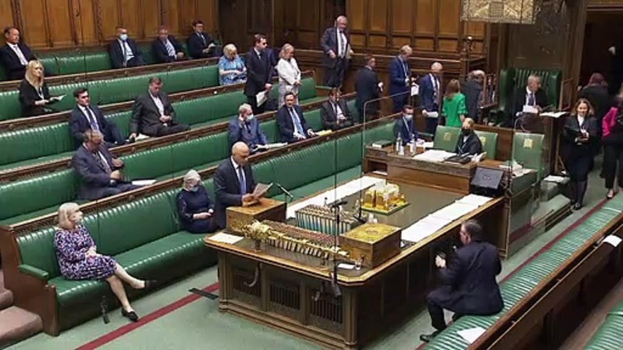 Sajid Javid pays tribute to Boris Johnson's mother
