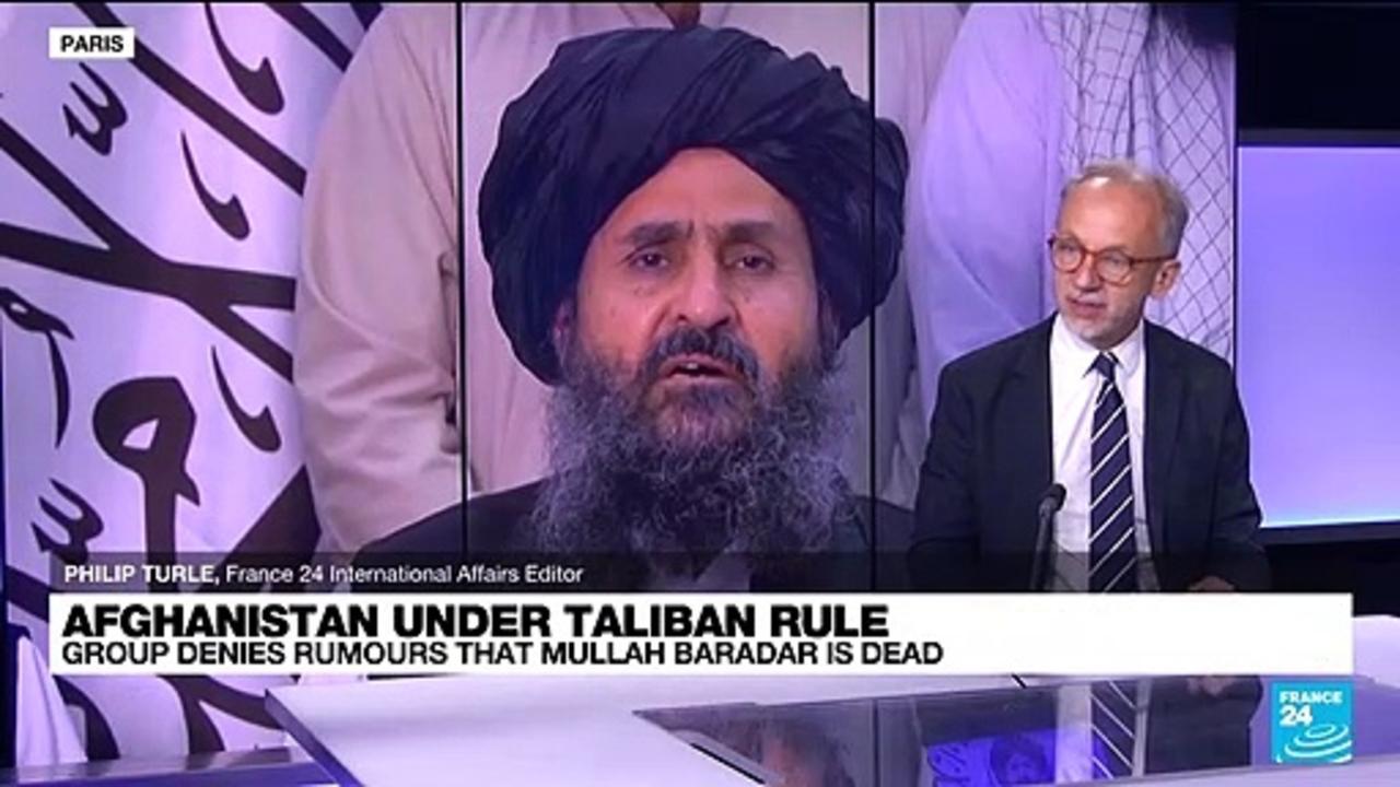 Taliban deny rumors their deputy prime minister, Mullah Baradar, is dead