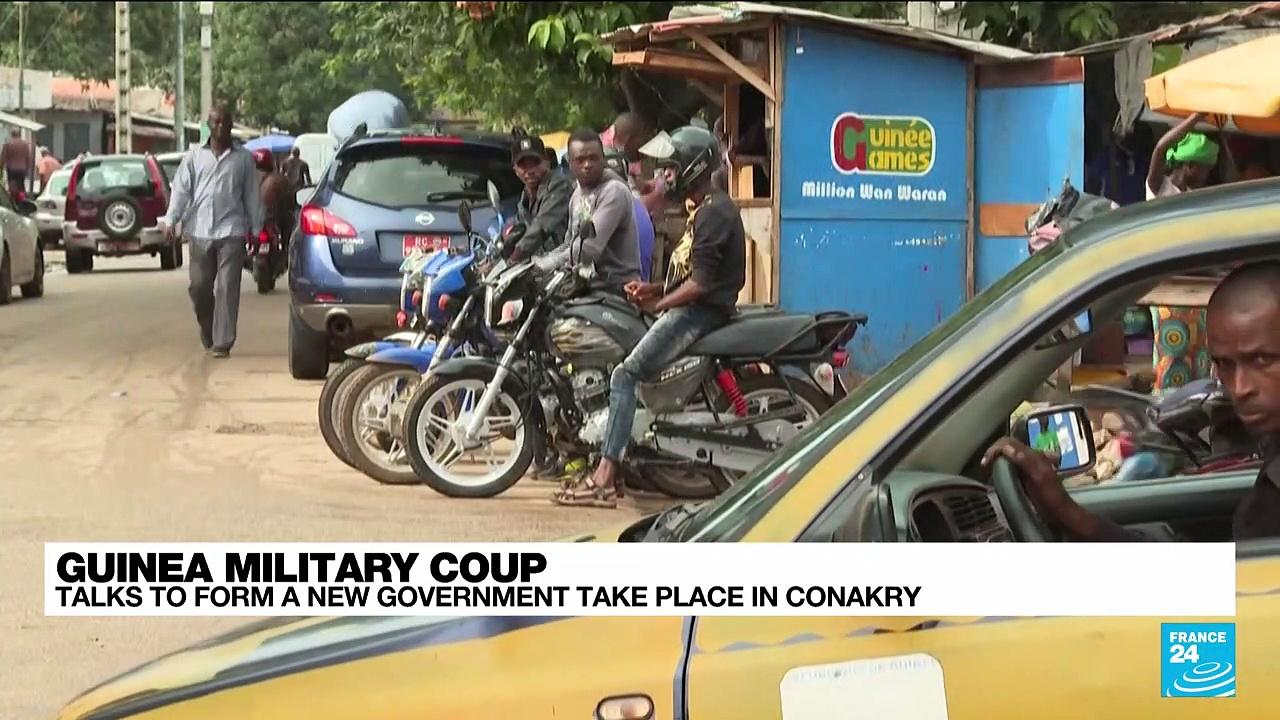 'Traditional leaders extremely important in Guinea': Junta hosts talks on post-coup transition