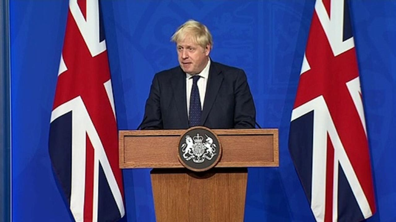 PM confirms teenage vaccinations and booster jabs