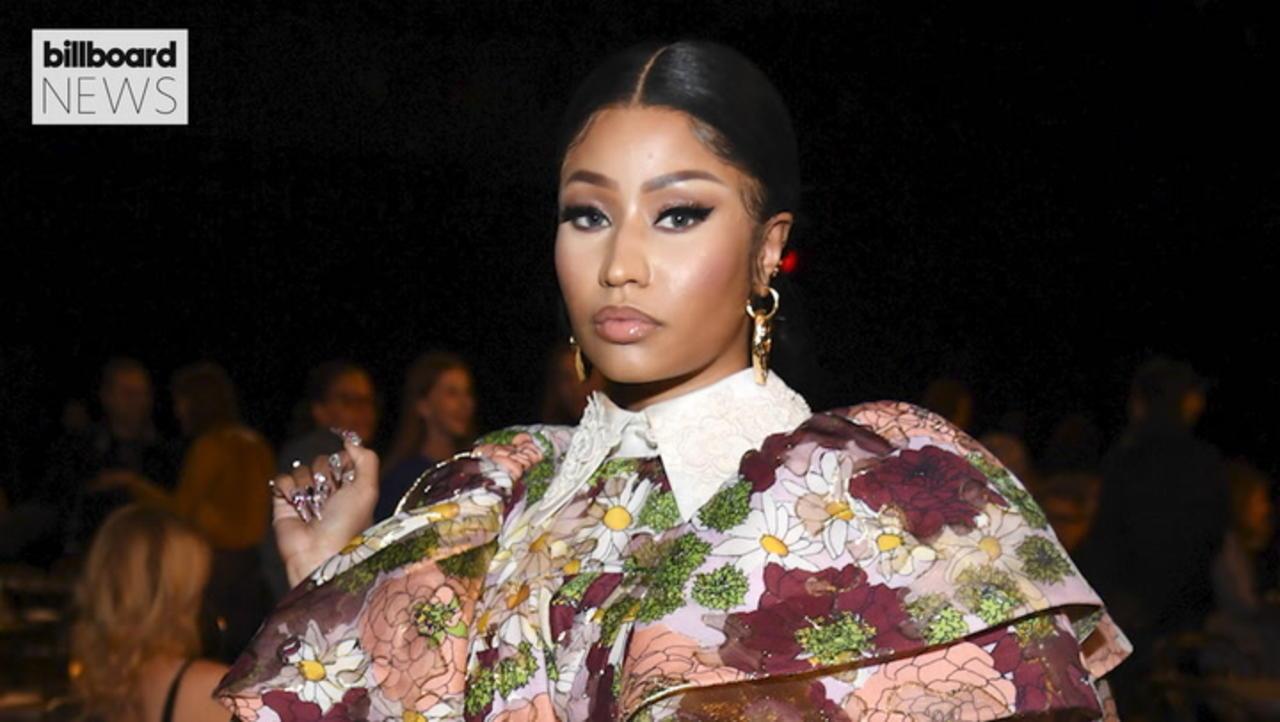Nicki Minaj Reveals She Skipped the 2021 Met Gala Because of Vaccine Requirement | Billboard News