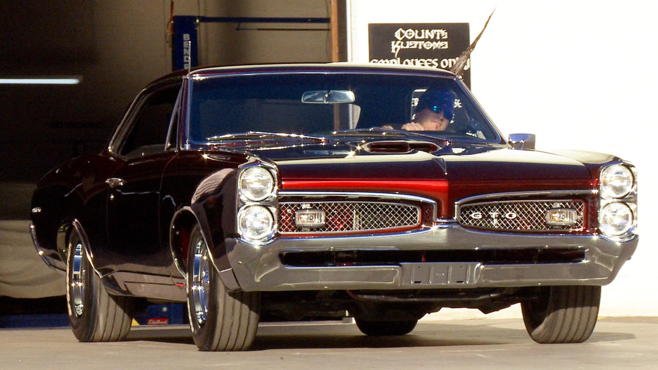 Counting Cars: Danny's Gorgeous 1967 GTO