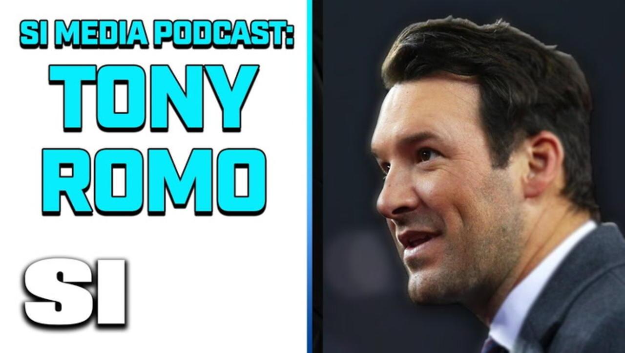 Tony Romo + NFL Predictions and Picks | SI Media Podcast