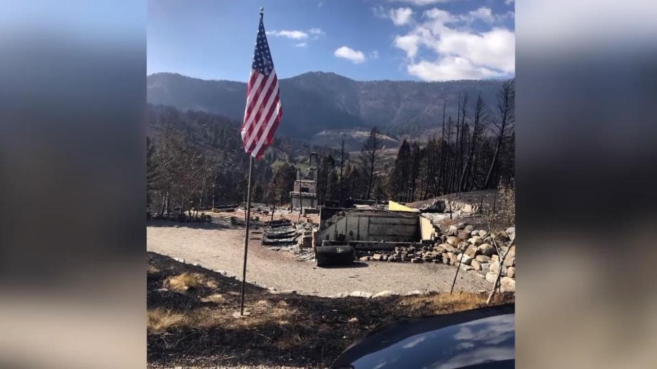 Homeowners rebuilding one year after Bridger Foothills Fire