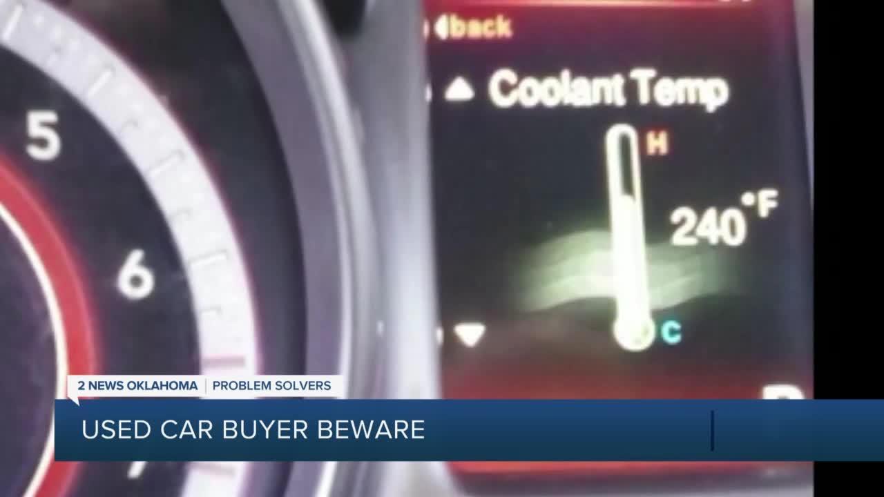 Used Car Buyer Beware