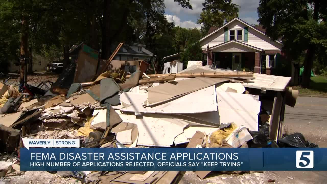 FEMA assistance applicants frustrated by delays, issues
