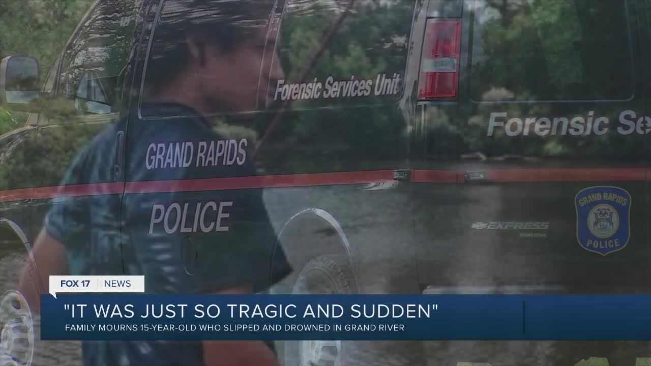 'It was just so tragic and sudden'