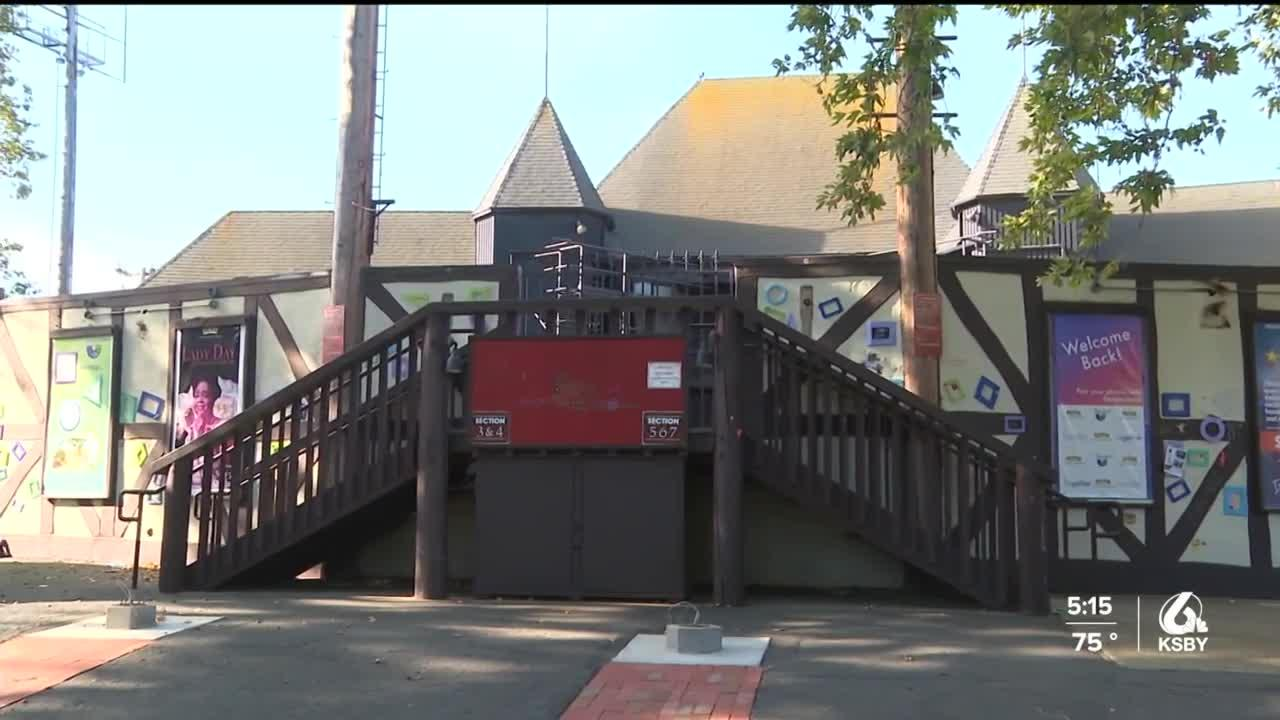 Solvang Theaterfest breaks ground for rebuilding project