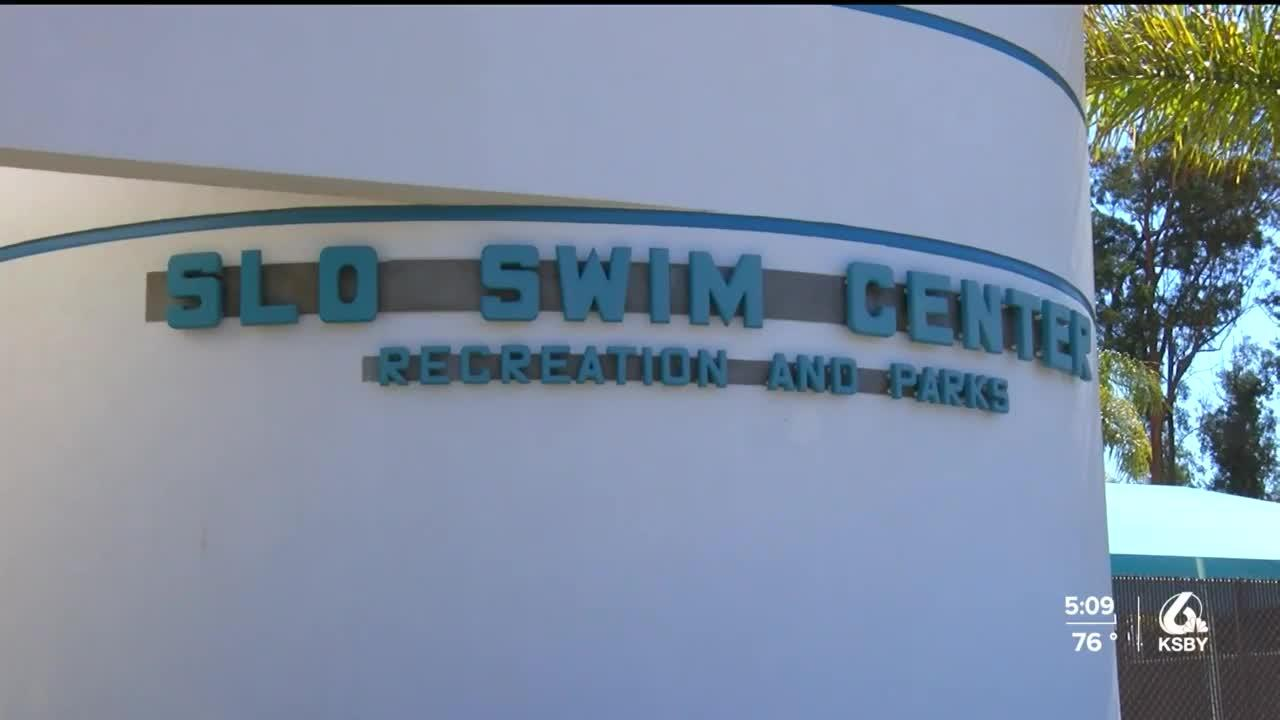 SLO Swim Center reopens after closure for repairs