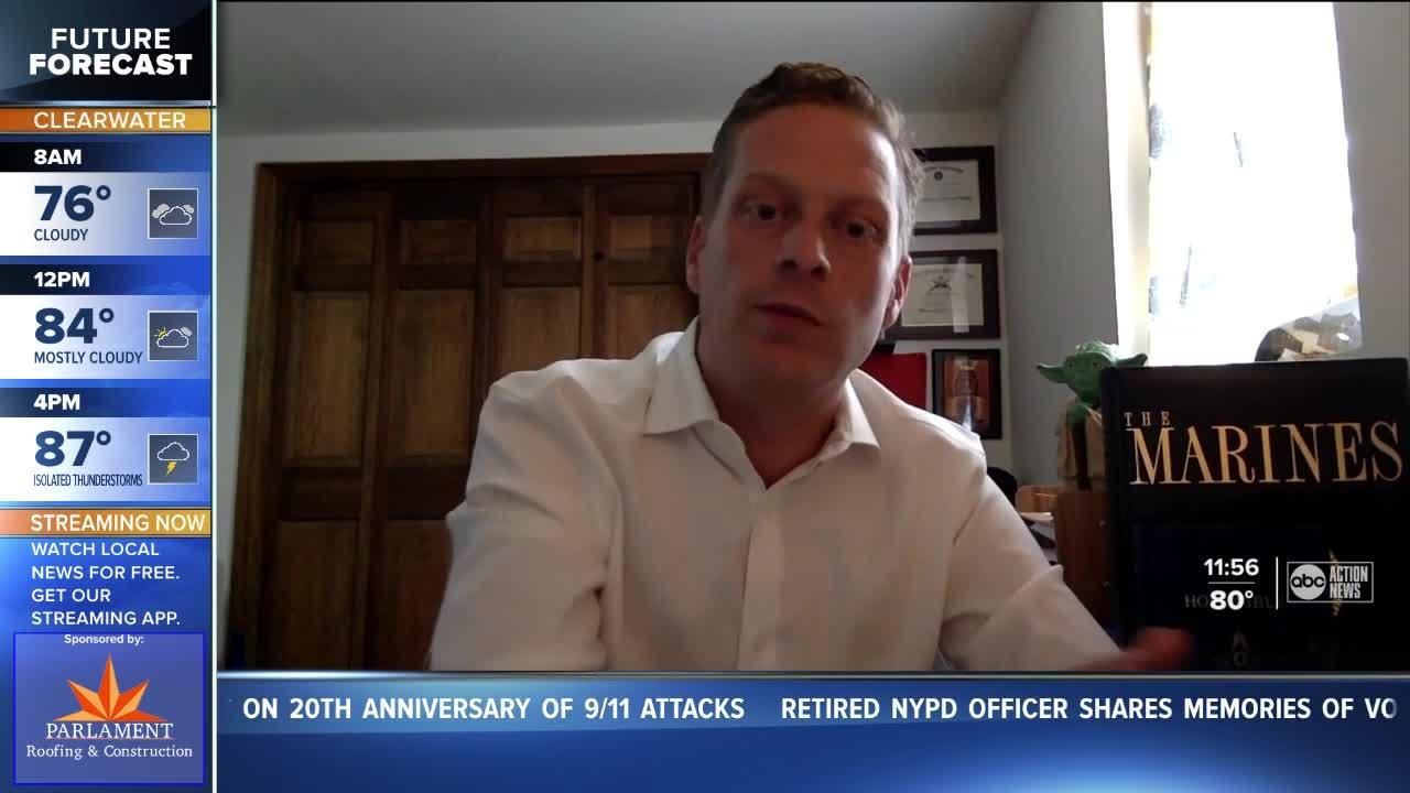 Non-profit group '22 Zero' helping veterans and first responders with PTSD