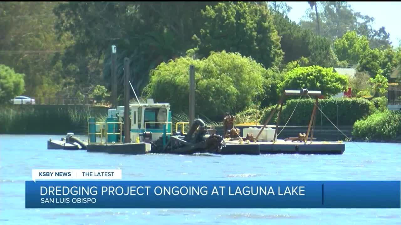 City of San Luis Obispo prepares to dredge Laguna Lake