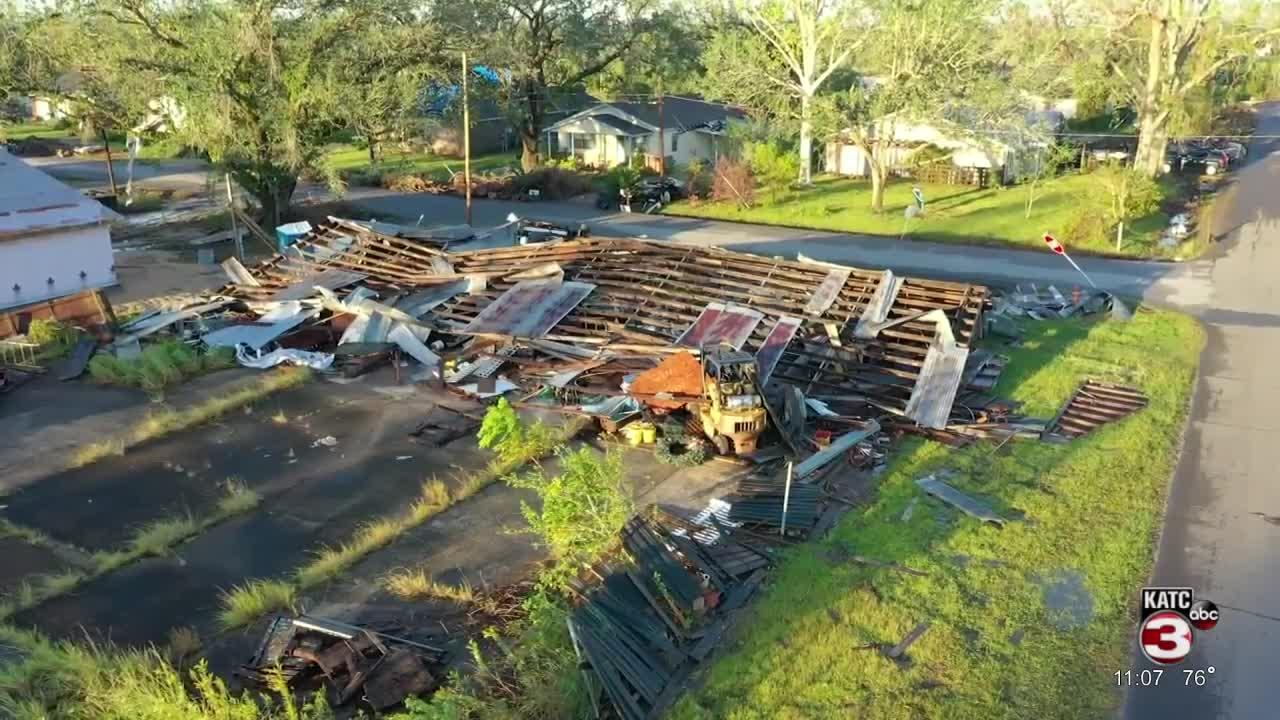 Lake Charles preparing for Nicholas, as recovery from last year's storms continues