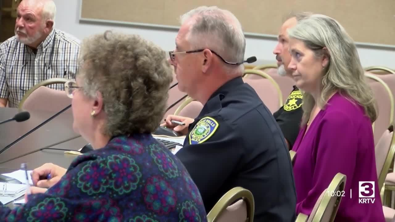 Crime Task Force discusses public safety recommendations