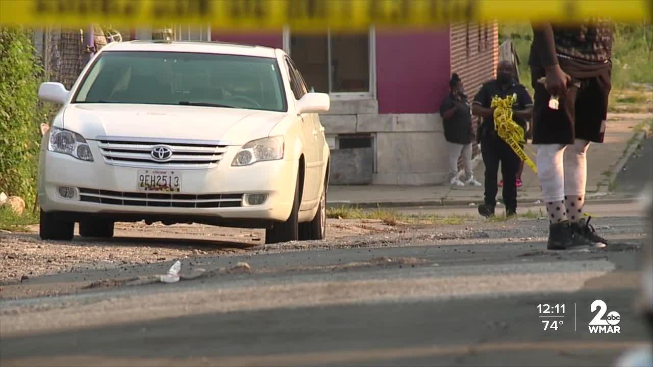 Two teens injured in East Baltimore shooting Monday afternoon