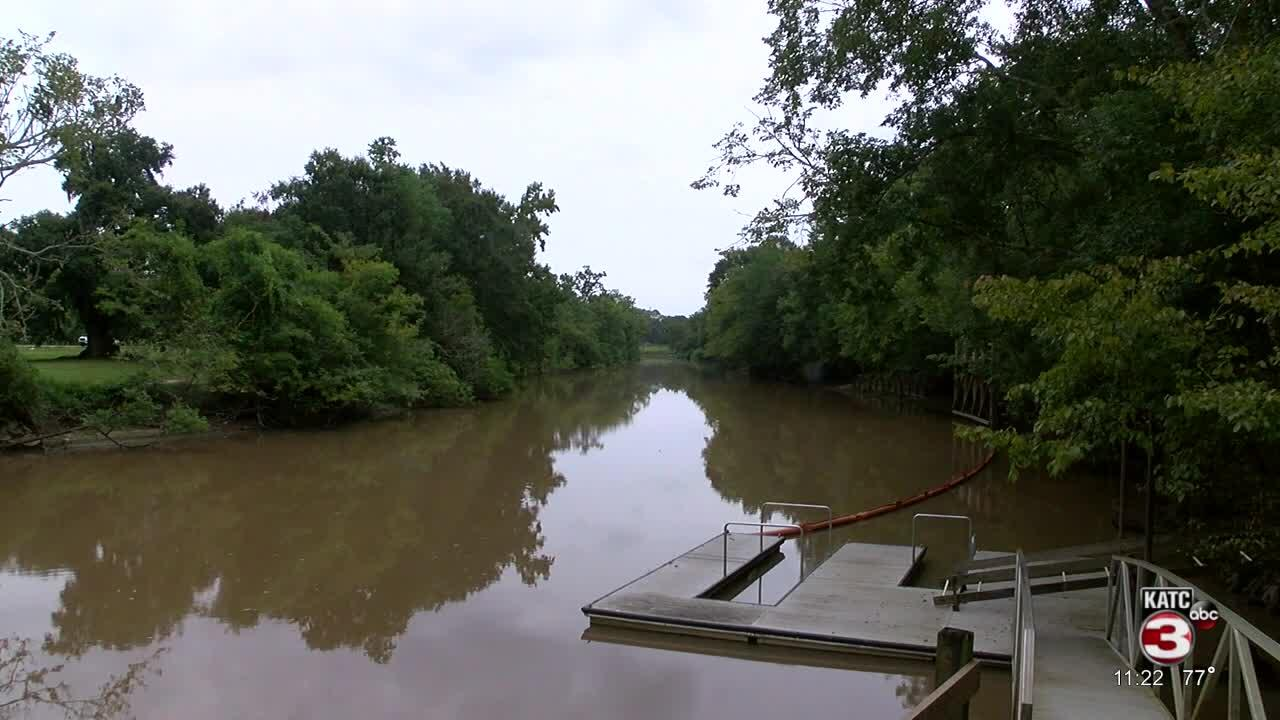 UL Lafayette research focuses on understanding Vermilion River