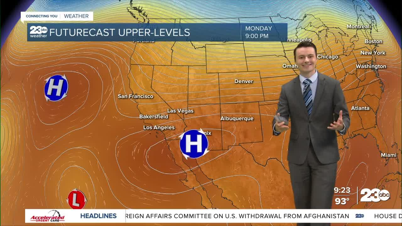 23ABC Evening weather update September 13, 2021