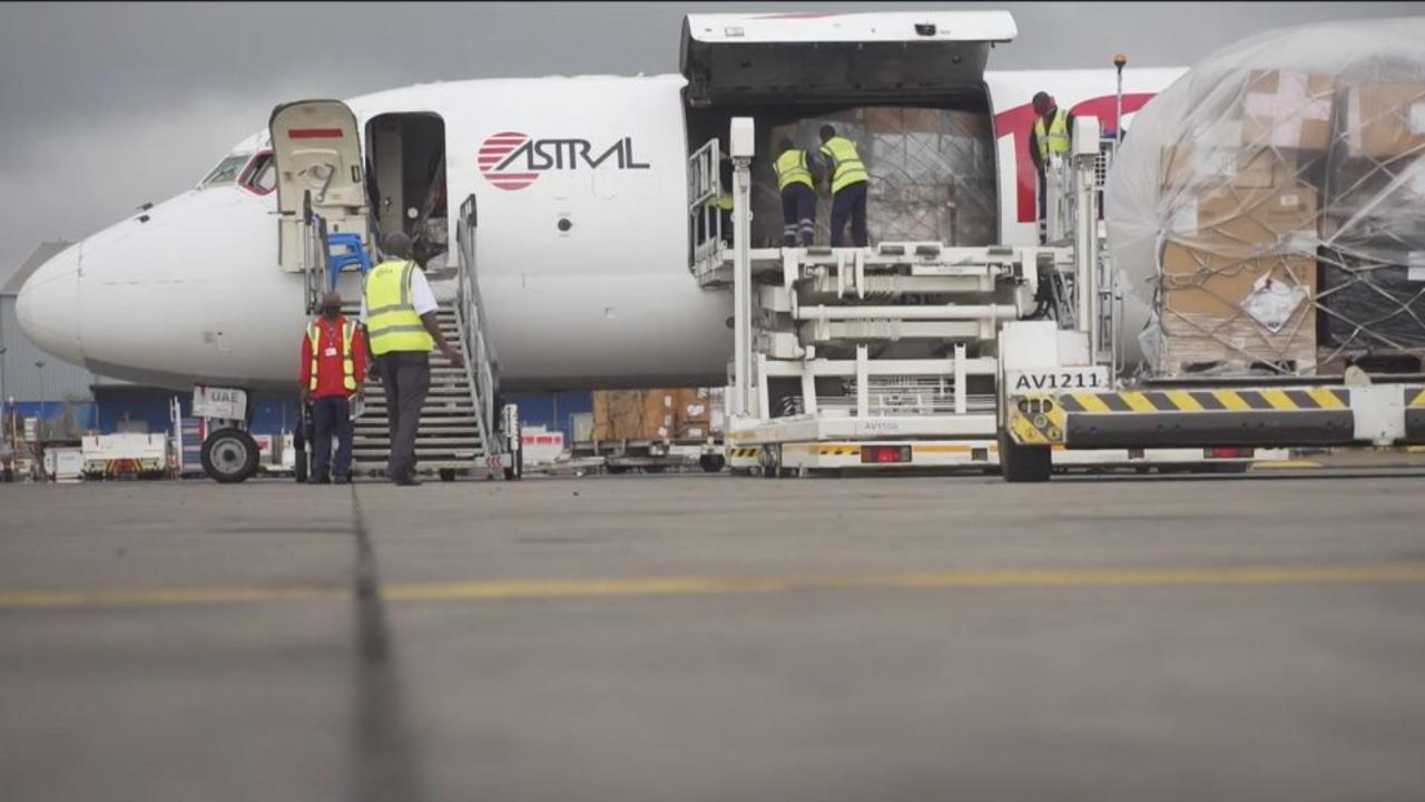 How cargo has boosted African airlines