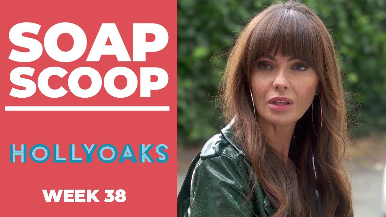 Hollyoaks Soap Scoop! Mercedes hopes to win back Sylver