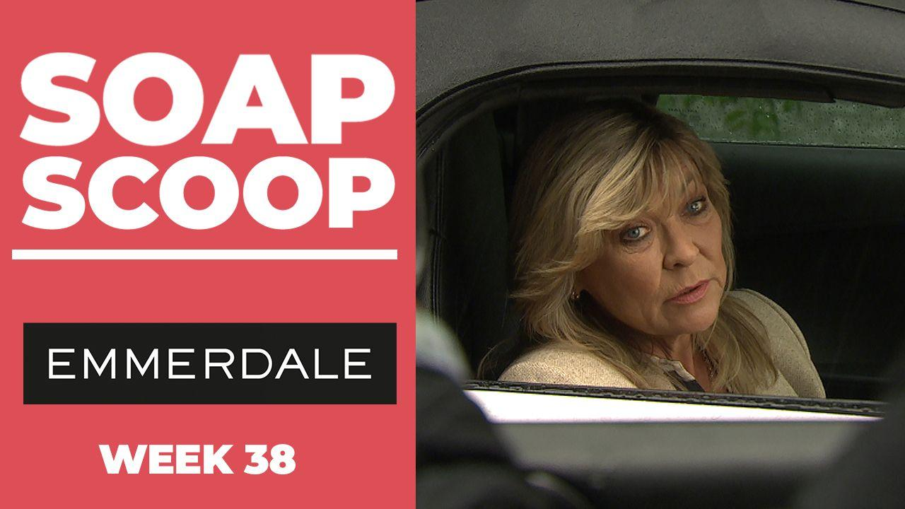 Emmerdale Soap Scoop! Kim strikes a deal with Paddy