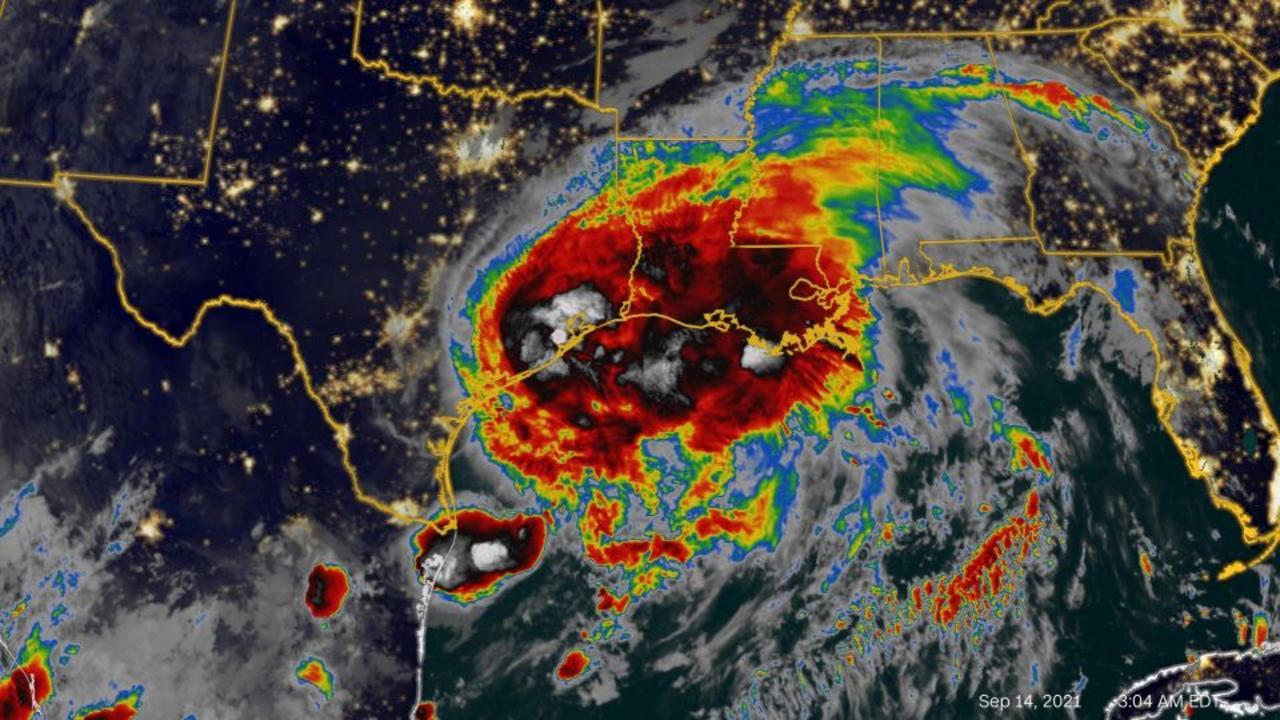 Hurricane Nicholas makes landfall along Gulf Coast
