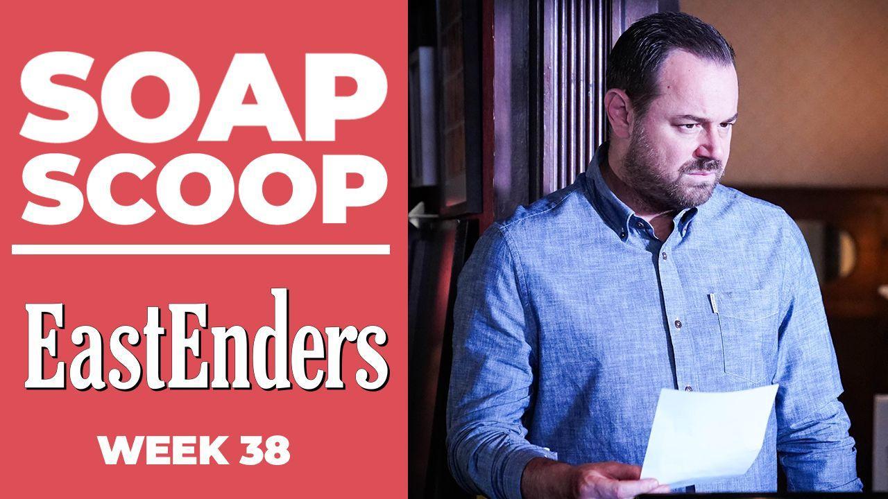 EastEnders Soap Scoop! Mick and Linda's secret under threat