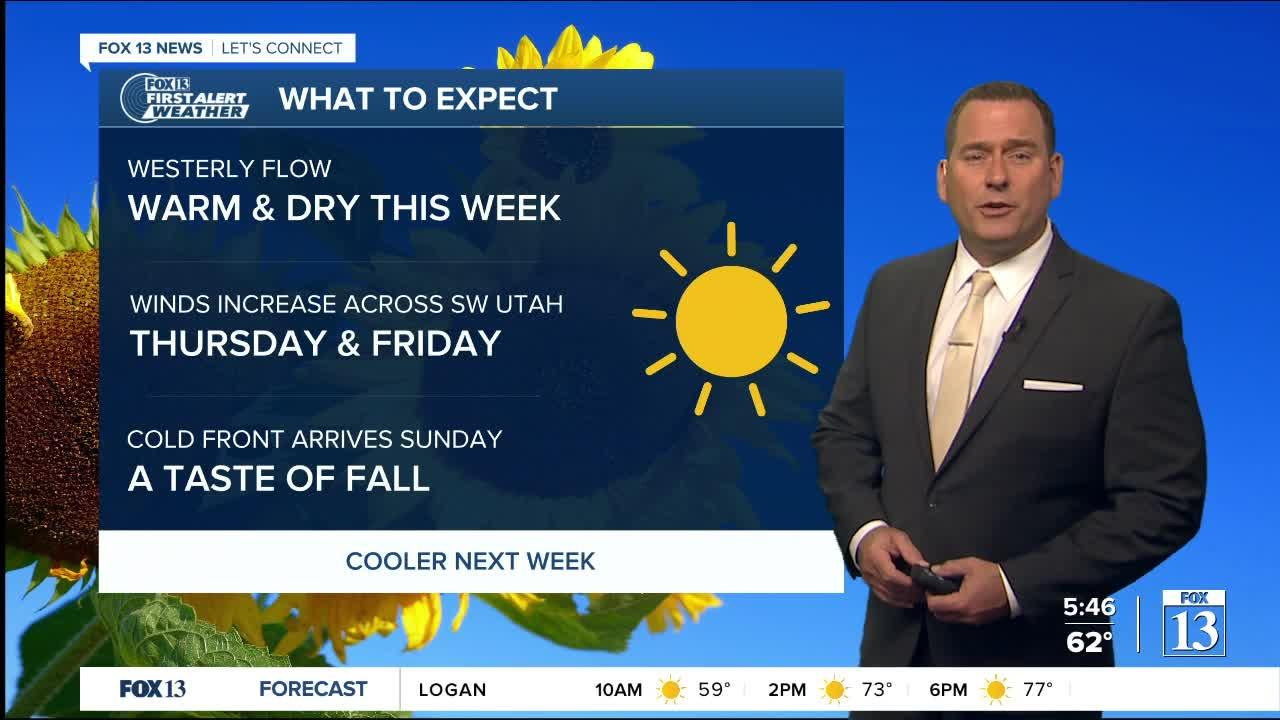 FOX 13 weather Tuesday morning | September 14, 2021