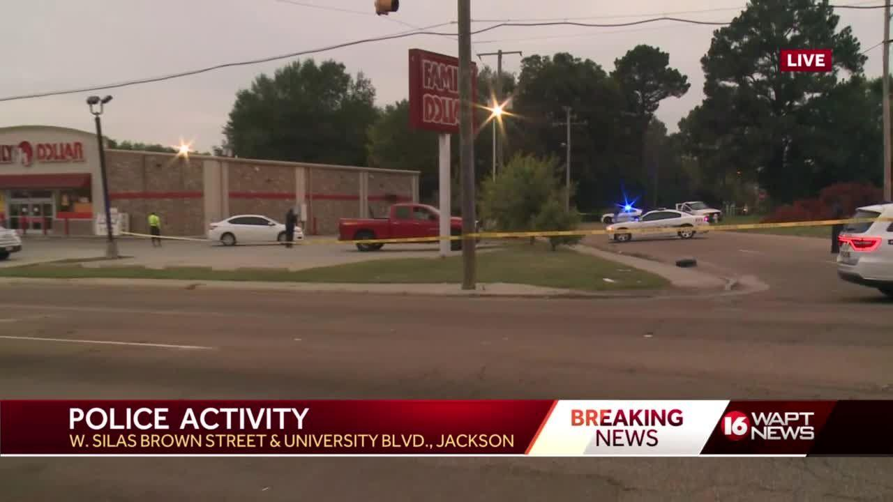 Silas Brown St. shooting