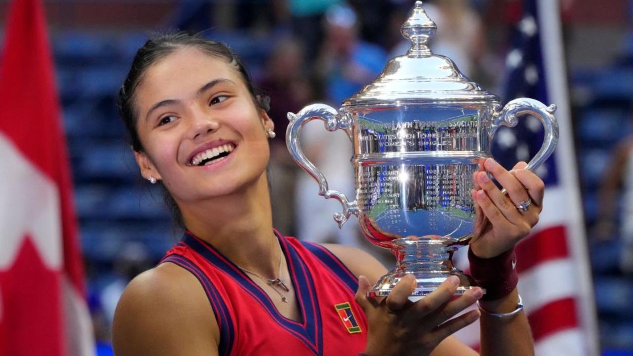 US open winner Emma Raducanu finds new fans in China