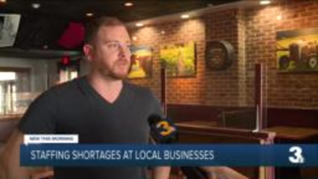 Norfolk businesses adjusting hours due to staffing shortages