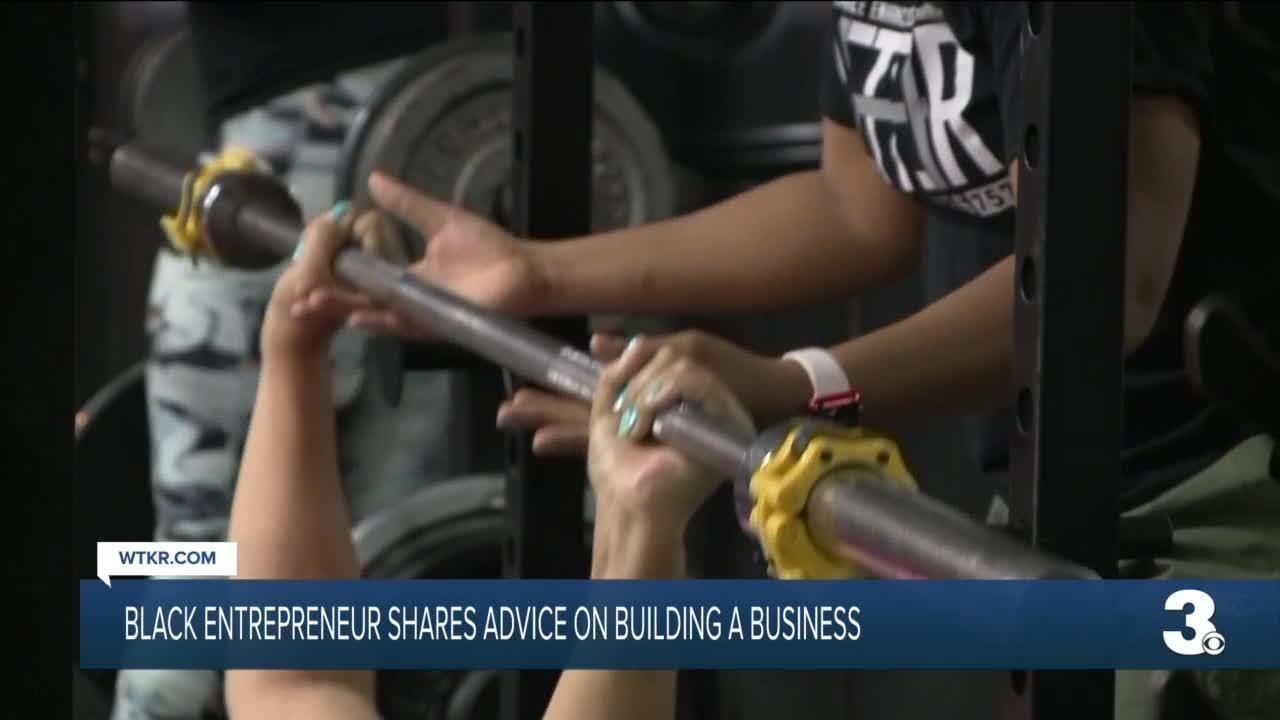Small Business Week: Local entrepreneur shares experience as Black woman in fitness industry