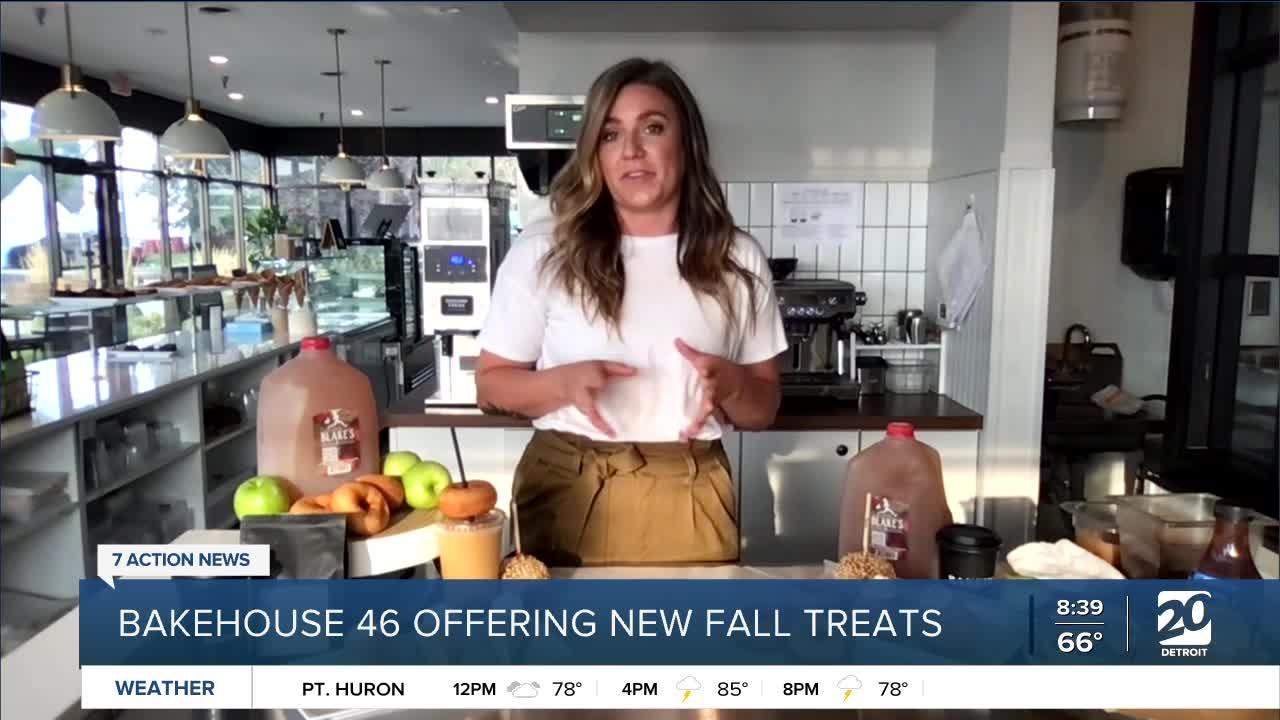 Bakehouse 46 offering new fall treats