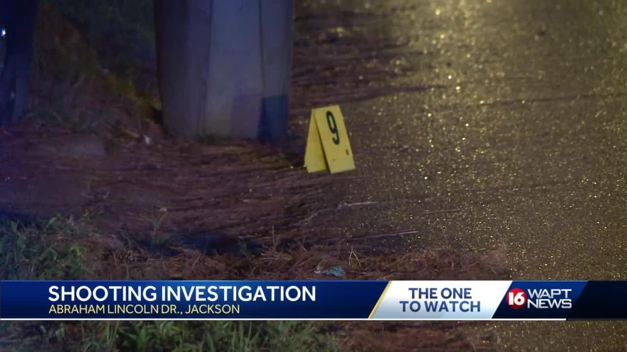Abraham Lincoln Drive shooting under investigation