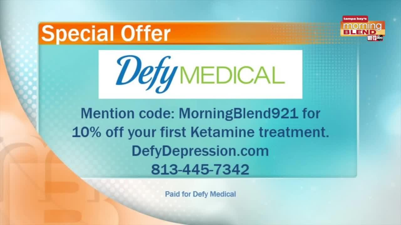 Ketamine IV Therapy   Morning Blend