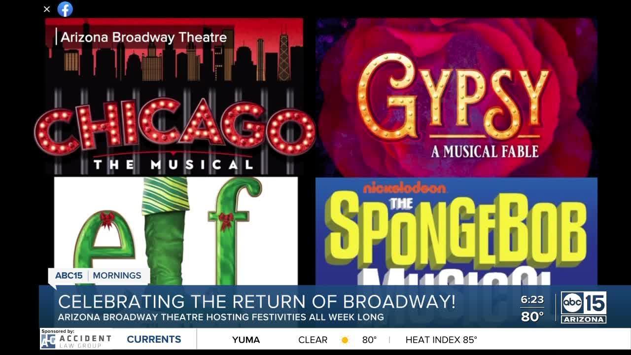 The Bulletin Board: Celebrating the return of Broadway